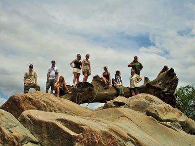 In Botswana kun je vrijwilligerswerk doen en zo een positief verschil te maken op het gebied van naturubehoud