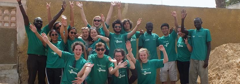 Groepsreizen voor vrijwilligerswerk in het buitenland