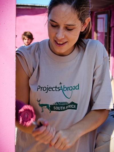 Jongerenreis bouw project en taalcursus Zuid-Afrika