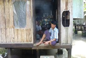 Bouwen Jongerenreizen: Myanmar