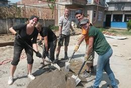 Bouwen Jongerenreizen: Nepal