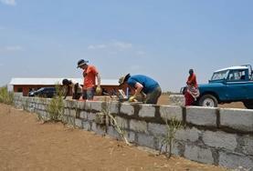 Bouwen Jongerenreizen: Tanzania