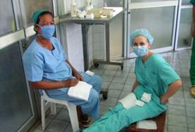 Gezondheidszorg jongerenreizen in de zomervakantie: Cambodja