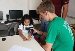 Gezondheidszorg jongerenreizen in de zomervakantie: Mexico