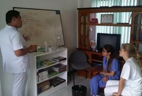 Gezondheidszorg jongerenreizen in de zomervakantie: Filippijnen