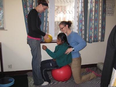 Jongerenreis vrijwilligerswerk fysiotherapie in Nepal