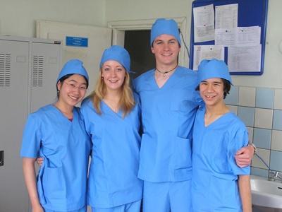 Jongerenreis vrijwilligerswerk gezondheidszorg in Mongolië
