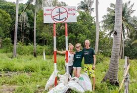 Vrijwilligerswerk in Cambodja: Natuurbehoud & Milieu