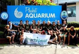 Als groep vrijwilligers kun je in Thailand een verschil maken op het gebied van natuurbehoud.