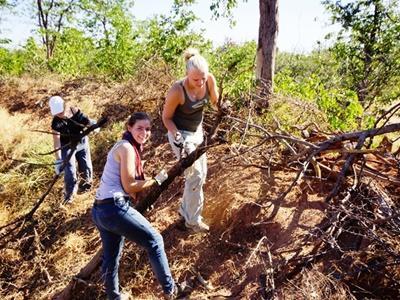 Jongerenreis Natuurbehoud project in Zuid-Afrika