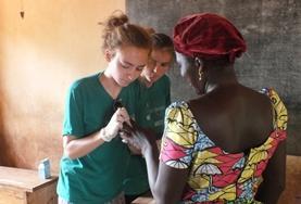 Gezondheidszorg jongerenreizen in de zomervakantie: Togo