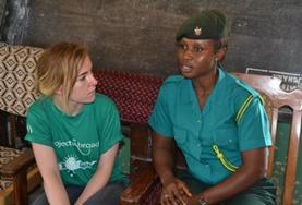 Spreek met de lokale bevolking over mensenrechten in Ghana tijdens deze groepsreis voor jongeren.