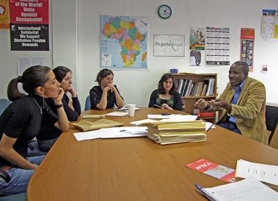 Jongerenreis Mensenrechten project in Zuid-Afrika