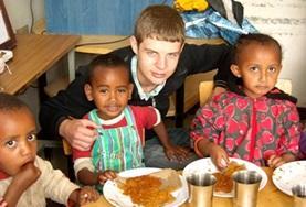 Vrijwilligerswerk in Ethiopië: Sociale zorg