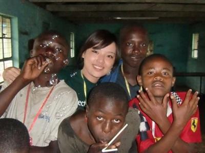 Taalcursus en sociaal project Kenia