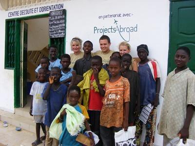 Leer Frans spreken in Senegal