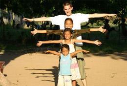 Sociale zorg Jongerenreizen: Cambodja