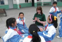 Sociale zorg Jongerenreizen: China