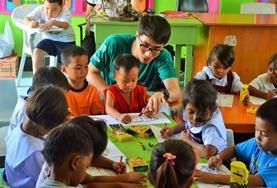Sociale zorg Jongerenreizen: Filippijnen