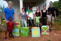 Sociale zorg Jongerenreizen: Jamaica