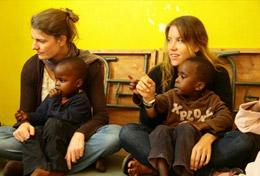 Sociale zorg Jongerenreizen: Kenia