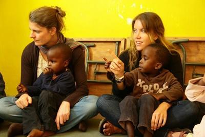 Jongerenreis sociaal project Kenia