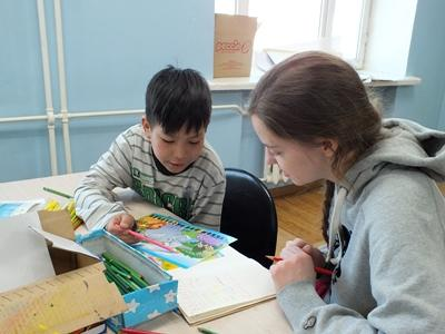 Jongerenreizen sociaal en samenlevingsproject Mongolië
