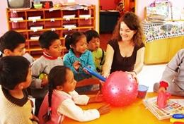Sociale zorg Jongerenreizen: Peru