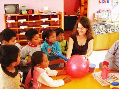 Jongerenreis sociaal project Peru