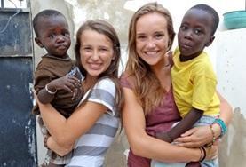 Sociale zorg Jongerenreizen: Senegal