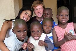 Sociale zorg Jongerenreizen: Togo