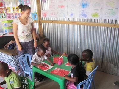 Jongerenreis Sociaal & Samenlevingsproject Zuid-Afrika