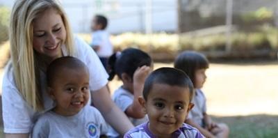 Helpen in ontwikkelingslanden