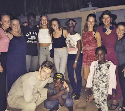 Ouders van Kas - Ghana – Geneeskunde jongerenreis