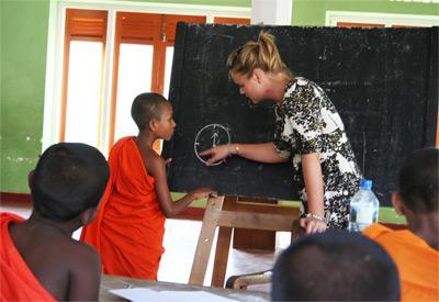 Flexibele startdata vrijwilligerswerk buitenland