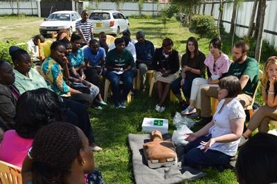 Jouw medische kennis komt van pas bij de gezondheidszorg projecten in onder andere Afrika