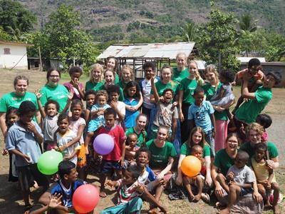 Doe bijvoorbeeld vrijwilligerswerk op Fiji tijdens je tussenjaar