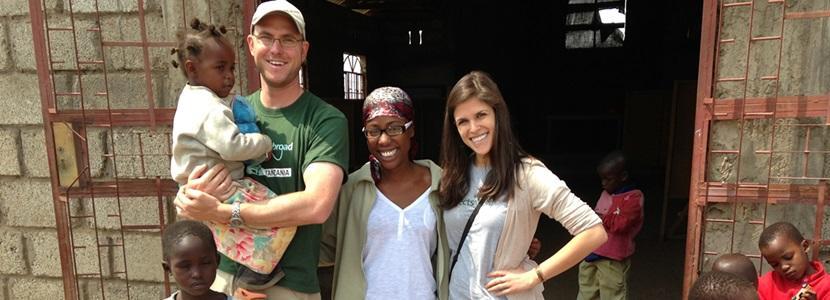 Vrijwilligerswerk in het buitenland voor recentelijk afgestudeerden
