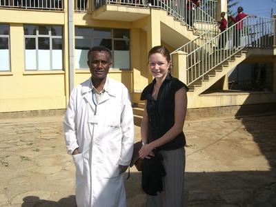 Doe ervaring op binnen de geneeskunde tijdens je vrijwilligerswerk in Ethiopië