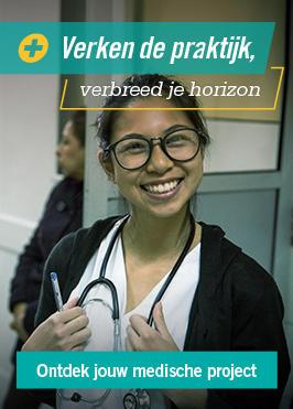 Gezondheidszorg vrijwilligerswerk in het buitenland