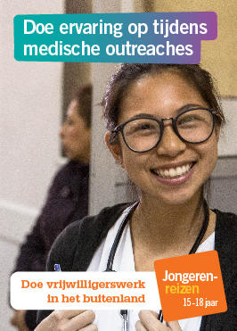 Jongerenreizen wereldwijd met vrijwilligerswerk