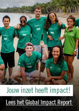 De impact van Projects Abroad