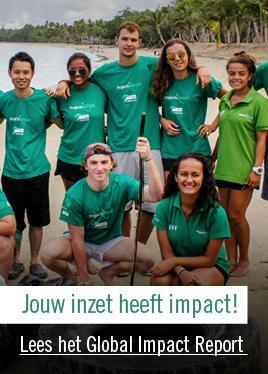 De impact van Projects Abroad