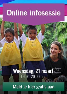 Agenda informatiedagen