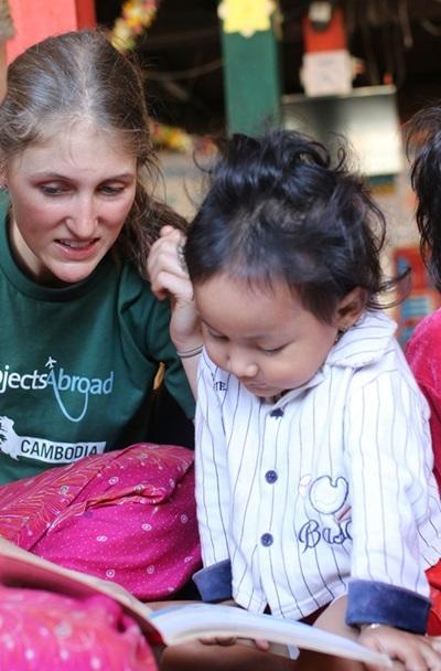 Helpen in ontwikkelingslanden - vrijwilligersreizen