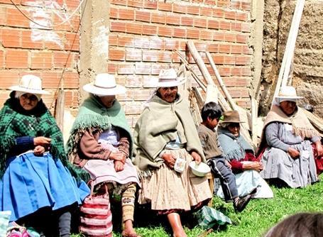 Vrijwilligerswerk in Bolivia