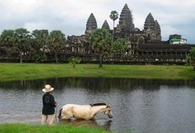 Vrijwilligerswerk in Azië: Cambodja