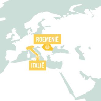 Bestemmingen van Projects Abroad voor vrijwilligerswerk in Europa