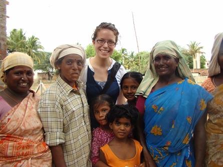 Vrijwilligerswerk in India
