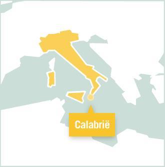 Geografische kaart van Italië